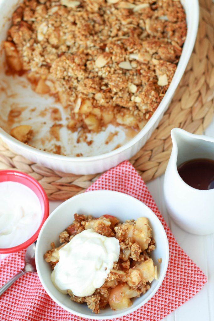 apple breakfast crisp 1